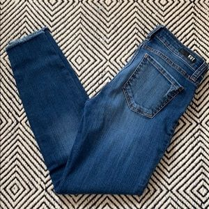 Kit from the Kloth Connie Ankle Skinny jeans